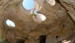 Пещерные города. Бакла