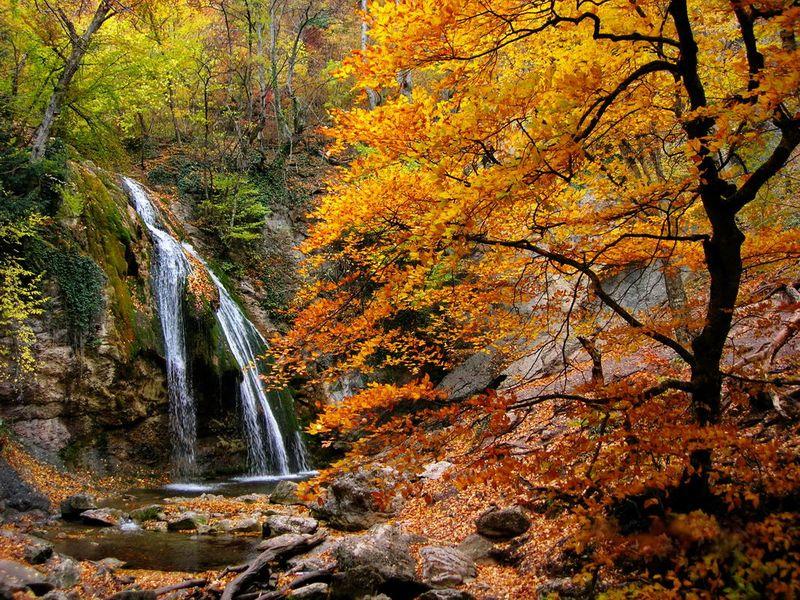 Водопад Джурджур